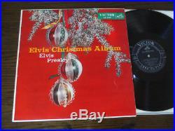 Elvis Presley 1957 Japan LP LS -5038 ELVIS' CHRISTMAS ALBUM Japanese