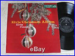 Elvis Presley 1957 Japan LP LS -5038 ELVIS' CHRISTMAS ALBUM Japanese a