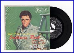 Elvis Presley 1957 Japan Only EP JAILHOUSE ROCK EP-1267 Japanese