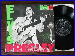 Elvis Presley 1961 Japan Only 10inch LP self titled Japanese 2