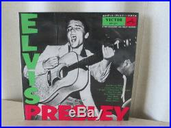 Elvis Presley 1961 Japan Only 10inch LP self titled Japanese a