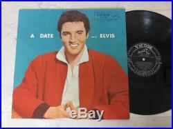 Elvis Presley 1963 Japan LP A DATE WITH ELVIS Japanese