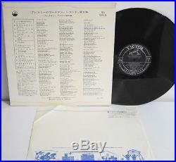 Elvis Presley 1963 Japan Only Mono LP GOLDEN RECORDS, VOL. 3 Japanese