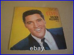 Elvis Presley 1963 Japan Only Mono LP GOLDEN RECORDS, VOL. 3 Japanese 1 FS