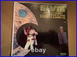 Elvis Presley-1974, Elvis Aloha from Hawaii via Satellite EP, Sealed