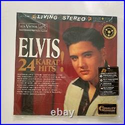 Elvis Presley 24 Karat Hits(200g Vinyl 3LP-45 rpm), Analogue Productions