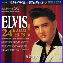 Elvis Presley 24 Karat Hits Analogue Productions 180gram 45 RPM 3 Lp Set