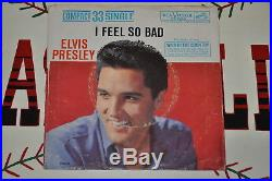Elvis Presley 45 COMPACT 33 Record 37-7880 Wild in the Country / I Feel So Bad