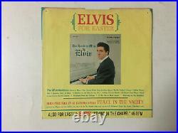 Elvis Presley 45 Picture Sleeve RCA 0652 Milky White Way BV $180.00
