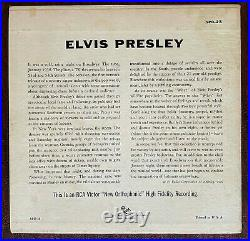 Elvis Presley 45 Record SPD-23 Cover ONLY, Near MINT, Very Strong