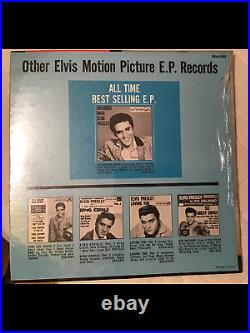 Elvis Presley 45 epa. 4383 tickle me sealed