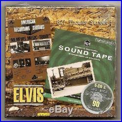 Elvis Presley 5 CD Box Set 827 Thomas Street 2015 Memphis Record 1969 American