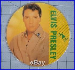 Elvis Presley 5 Record Set 45 Rpm Spells E. L. V. I. S Picture Disc Maybellene
