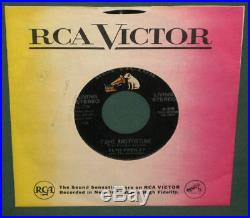 Elvis Presley 61-7740 Stuck On You 45 Living Stereo 1960 Books $800