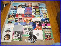 Elvis Presley 70+ Albums WithSignature Autograph
