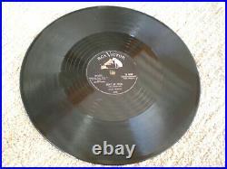 Elvis Presley 78 rpm Don't Be Cruel / Hound Dog RCA Victor 206604 Nice
