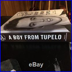 Elvis Presley A Boy From Tupelo The Complete 1953-55 Recordings Book & 3 CD Set