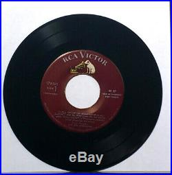 Elvis Presley A Touch of Gold Volume 3 RCA VICTOR EPA-5141 MAROON LABEL