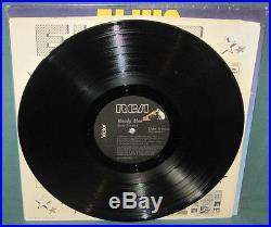 Elvis Presley AQL1-2428 Moody Blue LP Colored Translucent Vinyl MINT