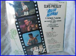 Elvis Presley Blue Hawaii FTD Vinyl LP SEALED