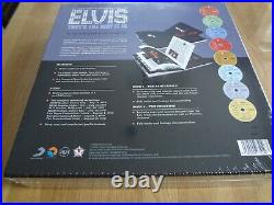 Elvis Presley Buch Book CD Thats The Way It Is FTD Follow That Dream NEW SEALED