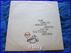 Elvis Presley CHRISTMAS ALBUM LOC-1035 (USA 1957 ORIGINAL) BAGGY (GOLD STICKER)