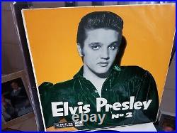 Elvis Presley CLP 1105 ORIGINAL 1957 Rock n Roll US NEAR MINT