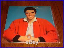 Elvis Presley Christmas Album 180-grame Red Colored Vinyl Lp Sealed