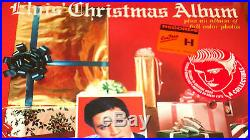 Elvis Presley Christmas Album Green Colored Vinyl Lp Sealed With Hype Sticker