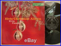 Elvis Presley Christmas Album / Japan 1st Original