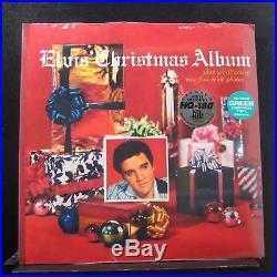 Elvis Presley Christmas Album LP New Sealed FRM-1035 Green 180g Vinyl 2012