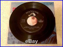 Elvis Presley Christmas With Elvis 1958 Rca Epa-4340 $300 Book