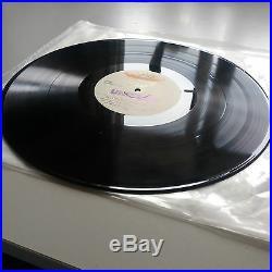 Elvis Presley Christmas With Rare US Radio Show Vinyl LP + Cue Sheet 1990