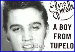 Elvis Presley Coffret Follow That Dream' A Boy From Tupelo' / 3-cd + Livre