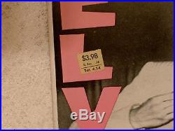 Elvis Presley Debut Album 1956 Rca Lpm-1254 $700 Book