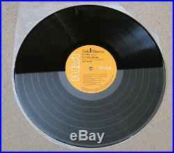 Elvis Presley Easy Come Easy Go LP SL 101768 Australian RARE Orange NM
