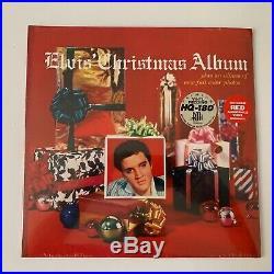 Elvis Presley Elvis' Christmas Album(180g Translucent Red Vinyl), Friday Musi