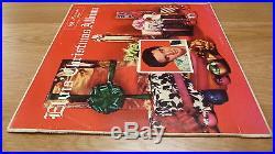 Elvis Presley Elvis' Christmas Album 1957 AUSTRALIA LP RCA 1st
