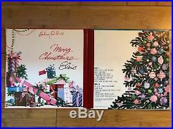 Elvis Presley Elvis' Christmas Album 1957 RCA LOC-1035 Jacket VG+ Vinyl VG