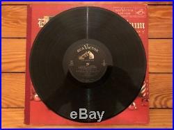 Elvis Presley Elvis' Christmas Album 1957 RCA LOC-1035 Jacket VG Vinyl VG+