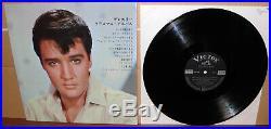 Elvis Presley Elvis' Christmas Album 1965 Japan Victor LP SHP-5494 unique cover