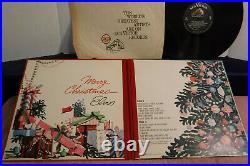 Elvis Presley, Elvis' Christmas Album, RCA VictorRecords LOC 1035, 1957