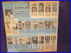 Elvis Presley'Elvis Gold Records Vol 4' LP MONO VERY RARE
