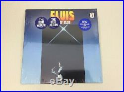 Elvis Presley Elvis Moody Blue LP 1977 Album Record SEALED NEW ERROR