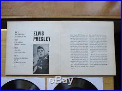 Elvis Presley Elvis Presley EPB-1254 with NEAR MINT COVER
