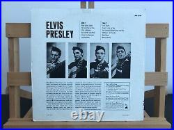 Elvis Presley Elvis Presley Rca Victor Lpm-1254 USA 1956 Vg/vg+