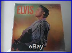Elvis Presley Elvis Rca Records-lpm 1382 Vg++ Deep Groove