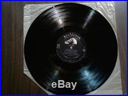 Elvis Presley Elvis Self-Titled S/T LP Original Pink LPM 1254 VG+++