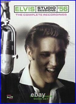 Elvis Presley Elvis Studio Sessions 56 The Complete Recordings