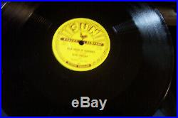 Elvis Presley Elvis' Very 1st Recording Sun Record Thats All Right Mint #209